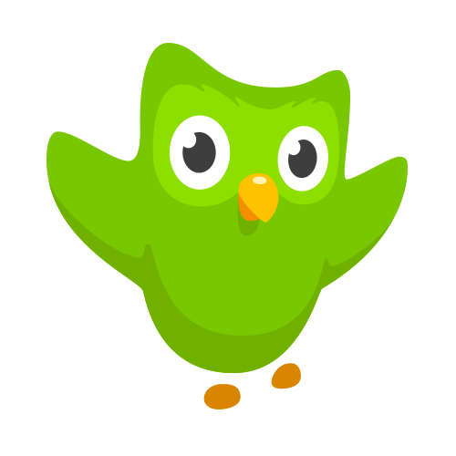 click here to check out duolingo.com