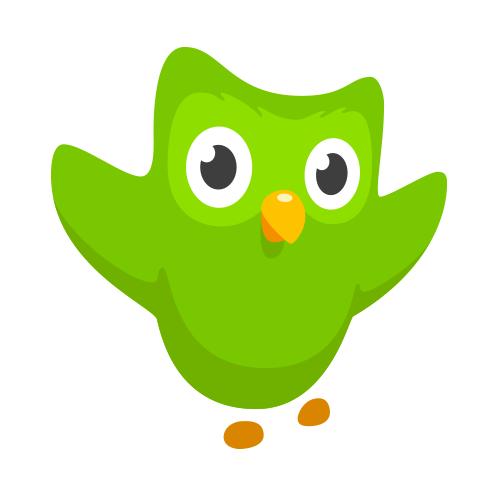 click here to check out duolingo.com